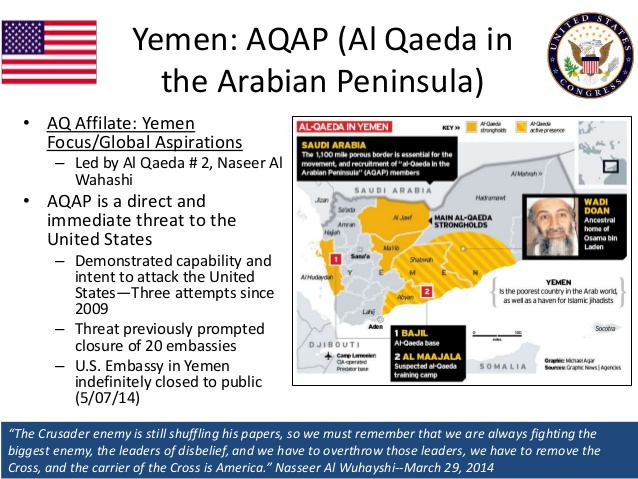 Image result for al-qaeda in the arabian peninsula allies