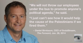 Daniel-Birnbaum-CEO-SodaStream-Forward-BDS-quote-01