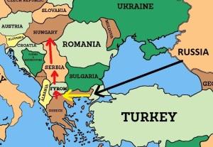 Ο Αγωγός Balkan Stream