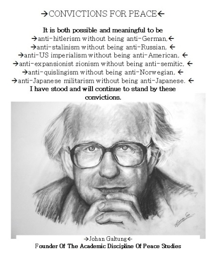 Johan-Galtung-Statement-against-Antisemitism