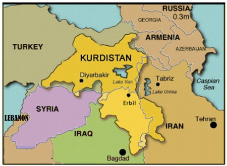 Kurdisatan Middle East