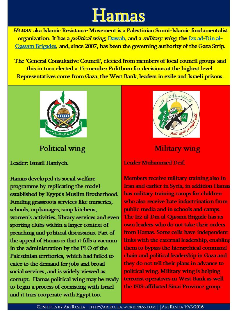 Hamas wings by Ari Rusila