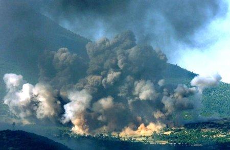 kosovo bombing