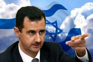 Image result for assad vs israel